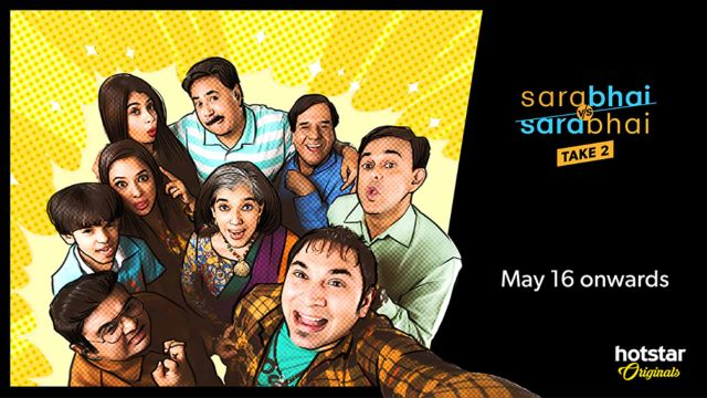 Sarabhai Vs Sarabhai-Take2