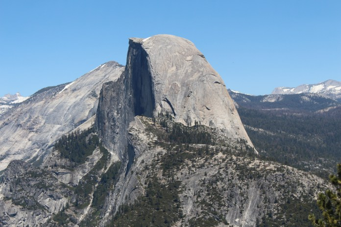 Southwest face of El Capitan from Yosemite Valley (Image from Wikipedia)