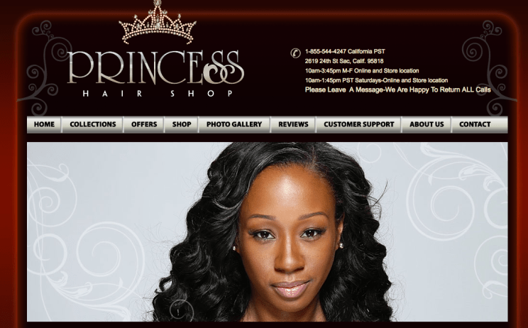 10 best virgin hair companies to follow in 2017 the ladies at princess hair shop are changing the game with their huge selection of virgin malaysian russian cambodian mongolian and filipino styles pmusecretfo Image collections