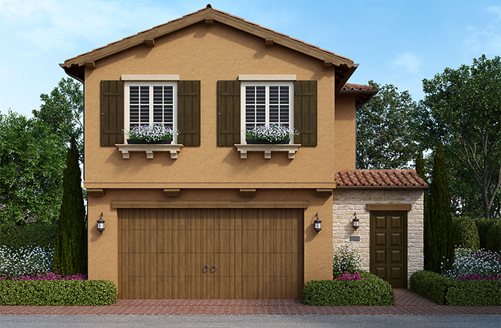 Villages of Irvine  Terrazza Residence 2