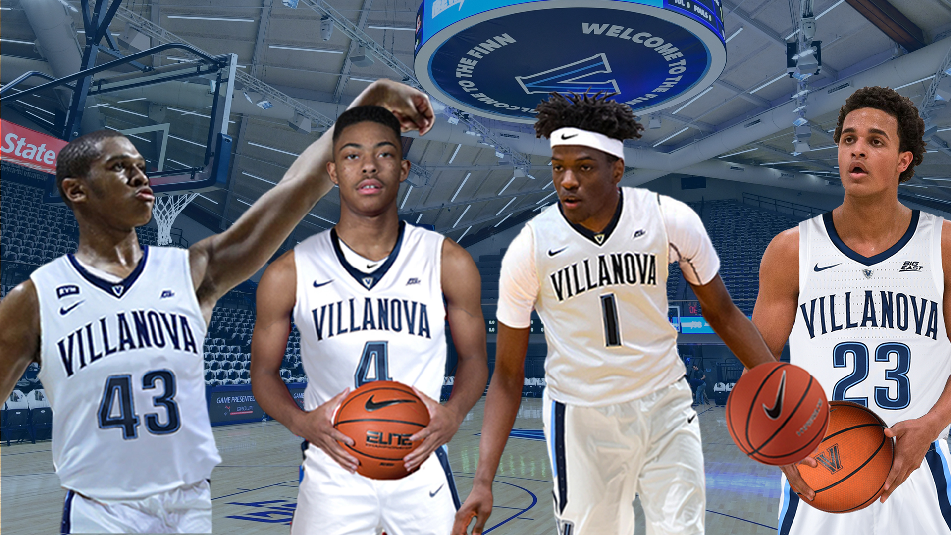 Wildcats Ink Four Standouts to Letters of Intent - Villanova University Athletics
