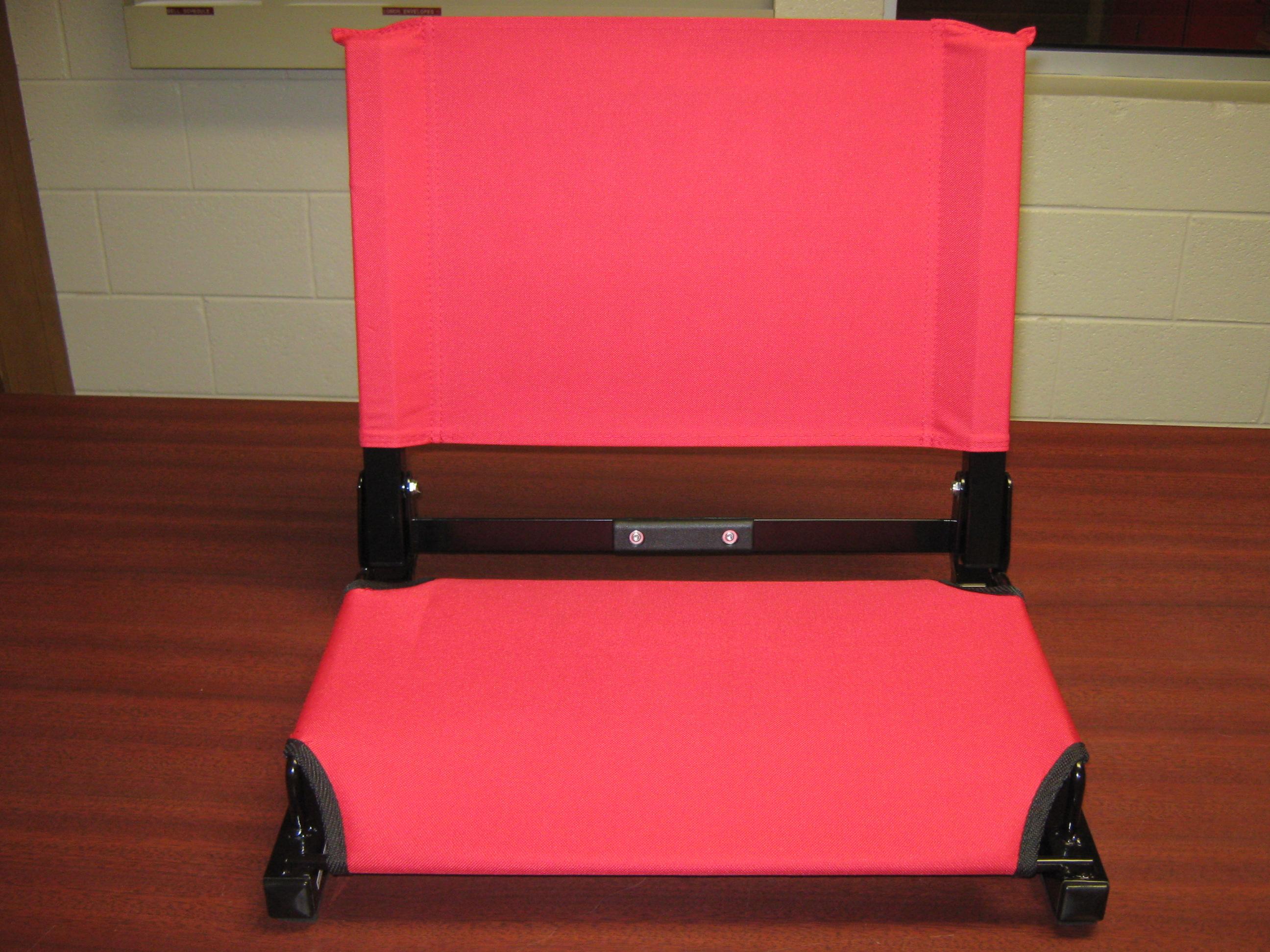 wrestling chairs for sale ergonomic office chair ebay bleacher seats reading high school sports