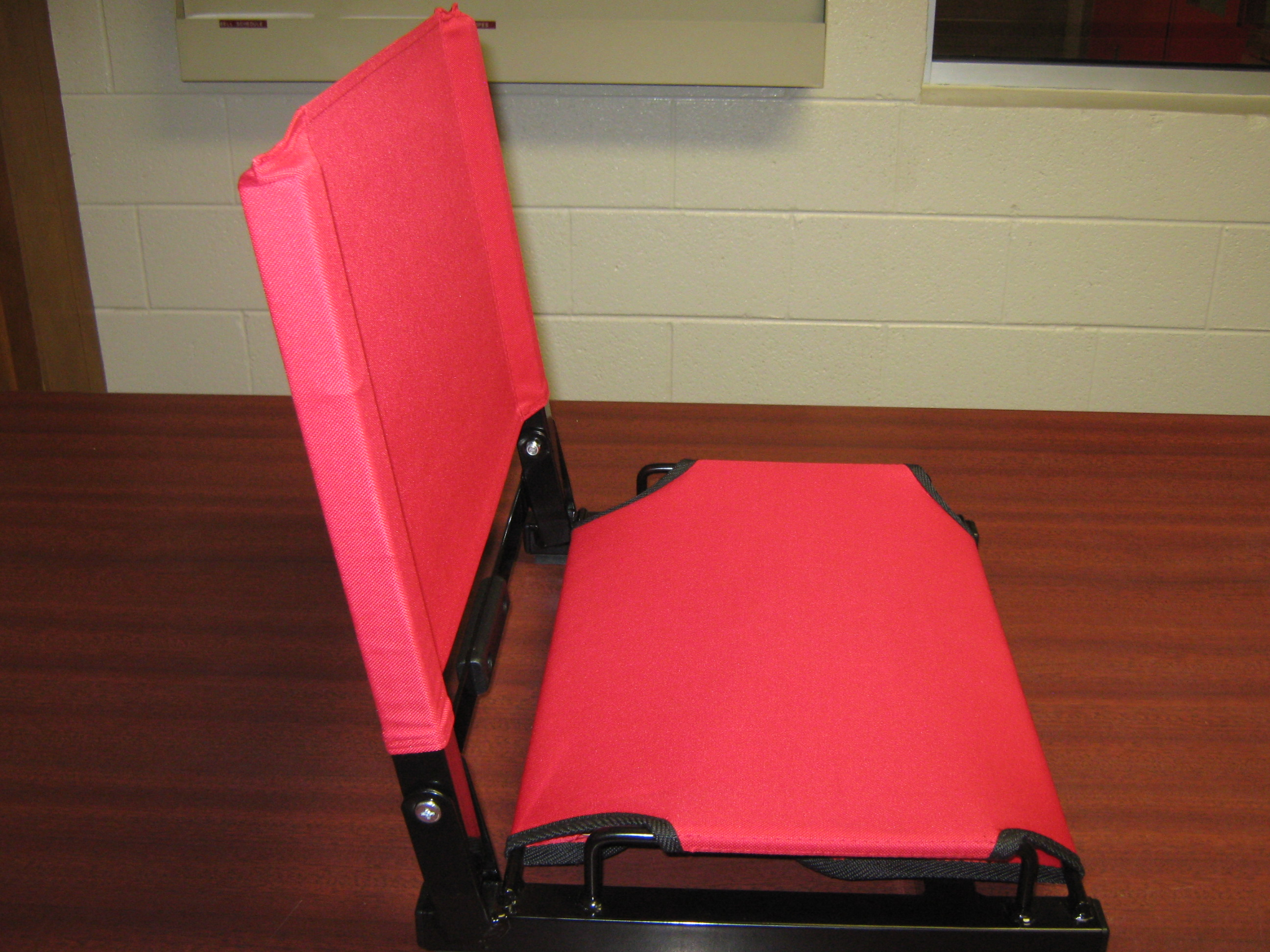 wrestling chairs for sale adirondack albany ny bleacher seats reading high school sports