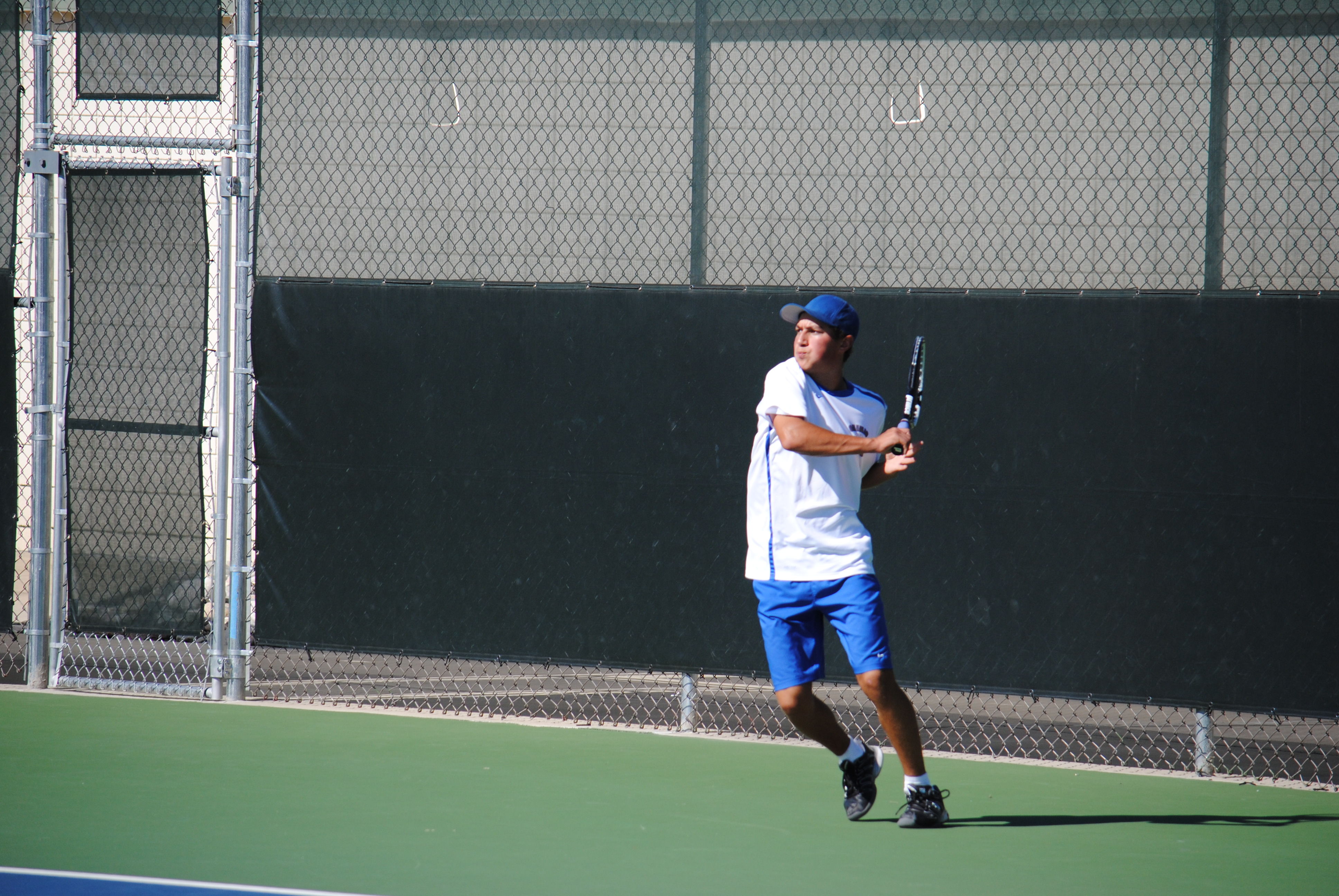 Boys Tennis Regional
