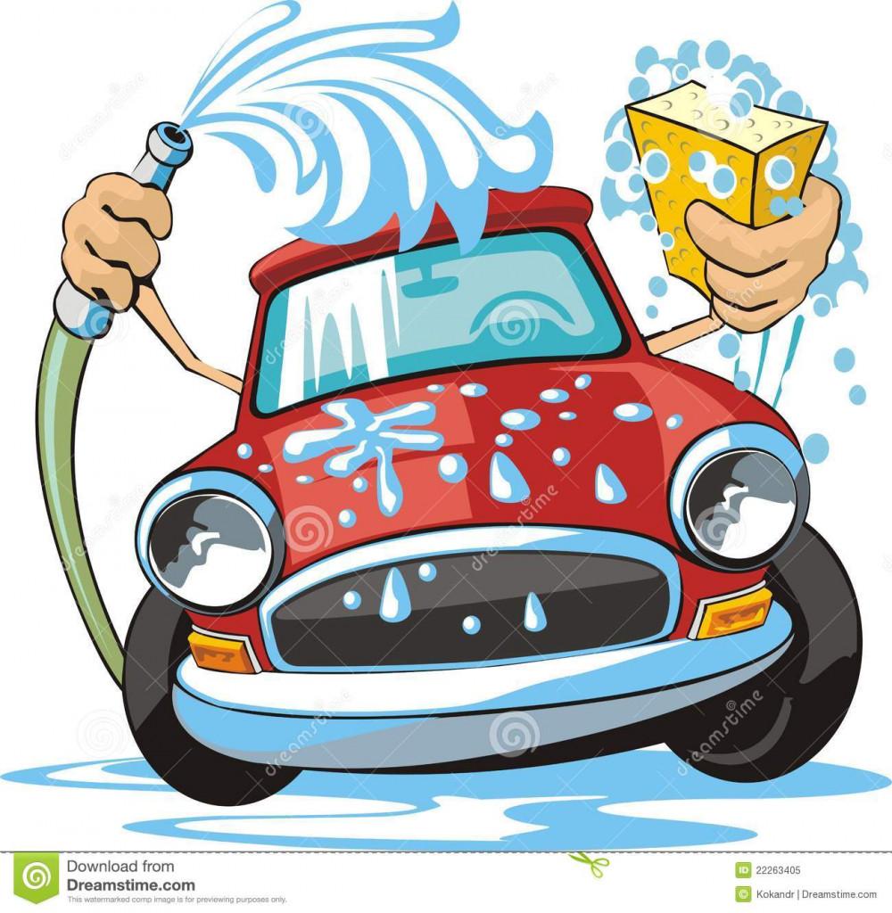boys girls basketball car buy car wash flyer