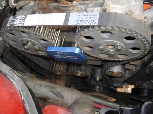small resolution of volvo timing belt