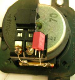 speaker capacitor wiring [ 1024 x 768 Pixel ]