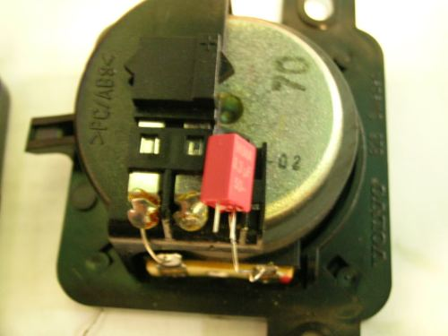 small resolution of speaker capacitor wiring
