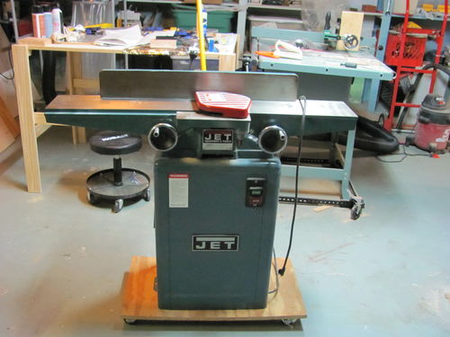 Jet Jj 6 Jointer