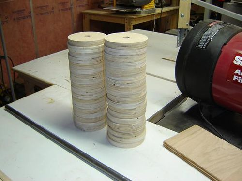 Making A Drum Sander