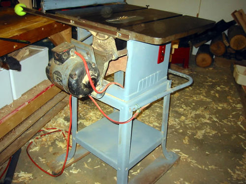 8 Table Saw