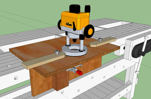 How To Make A Mortise Jig
