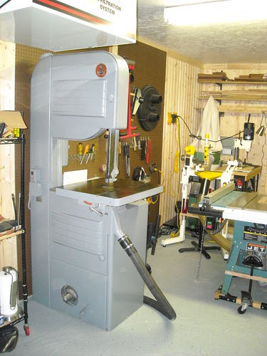 Rockwell Model 20 Bandsaw