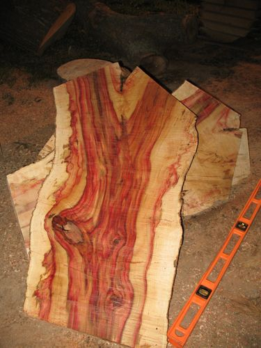 Flame Box Elder Wood For Sale