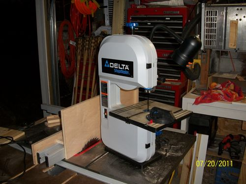 Delta Bench Band Saw 28 180