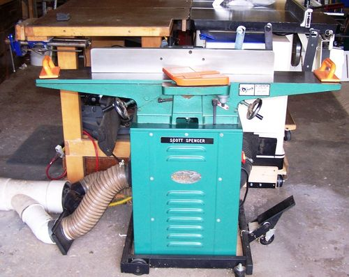 Reliant Jointer Review