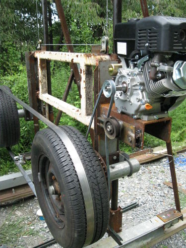 Bandsaw Wheel Tires