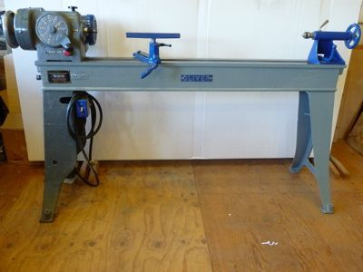 Oliver Wood Lathe Model 2159