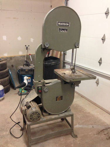 Grizzly 18 Bandsaw For Sale