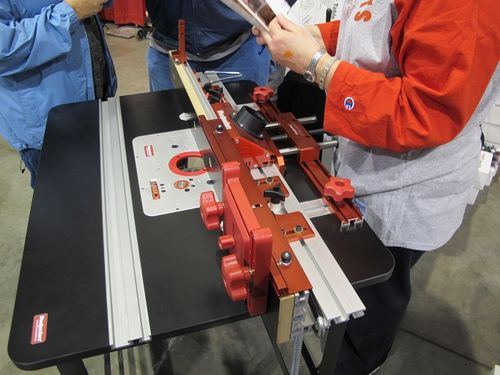 Woodpecker Router Plate