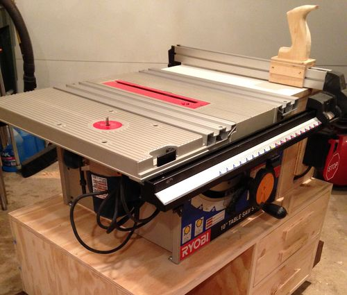 Ryobi 10 Table Saw System Bt3100