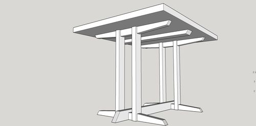Nakashima Table Plans