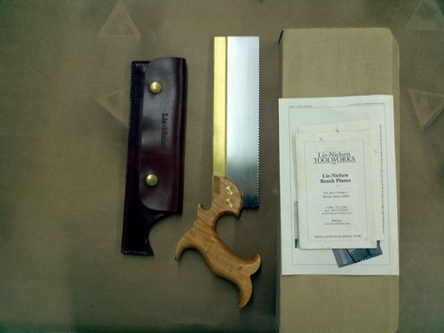Lie Nielsen Dovetail Saw For Sale