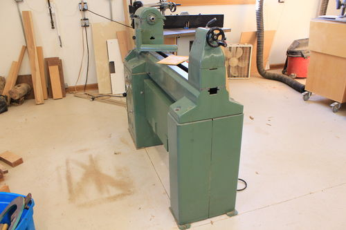 General 260 Variable Speed Wood Lathe