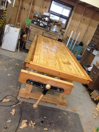 Sjobergs Workbench Top