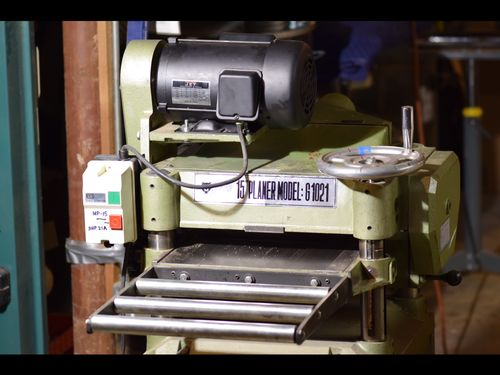 Grizzly Planer For Sale Craigslist