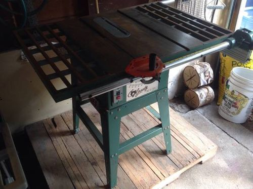 Grizzly G1022 Table Saw For Sale