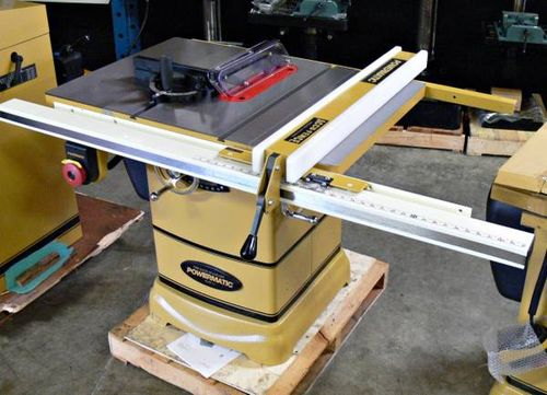 Powermatic Pm1000 Table Saw Review