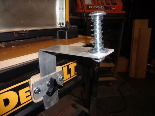 Infeed Table For Dewalt Table Saw