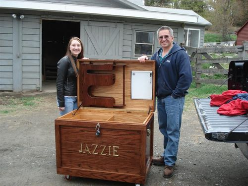 How To Build Your Own Tack Trunk