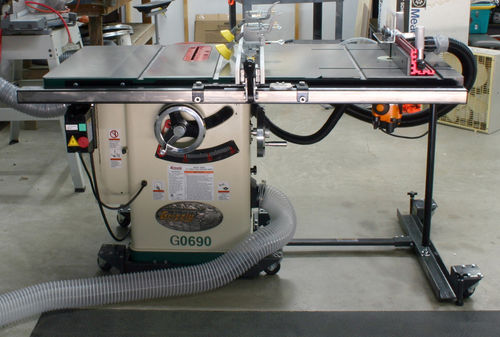Grizzly Hybrid Table Saw