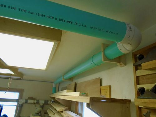 Dust Collection Pipe Hangers