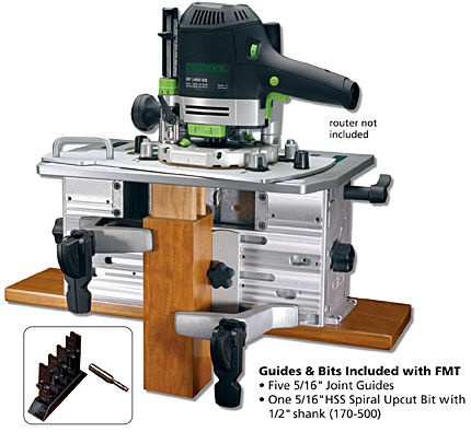 Leigh Fmt Vs Festool Domino