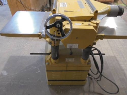 Powermatic 20 Inch Planer Reviews