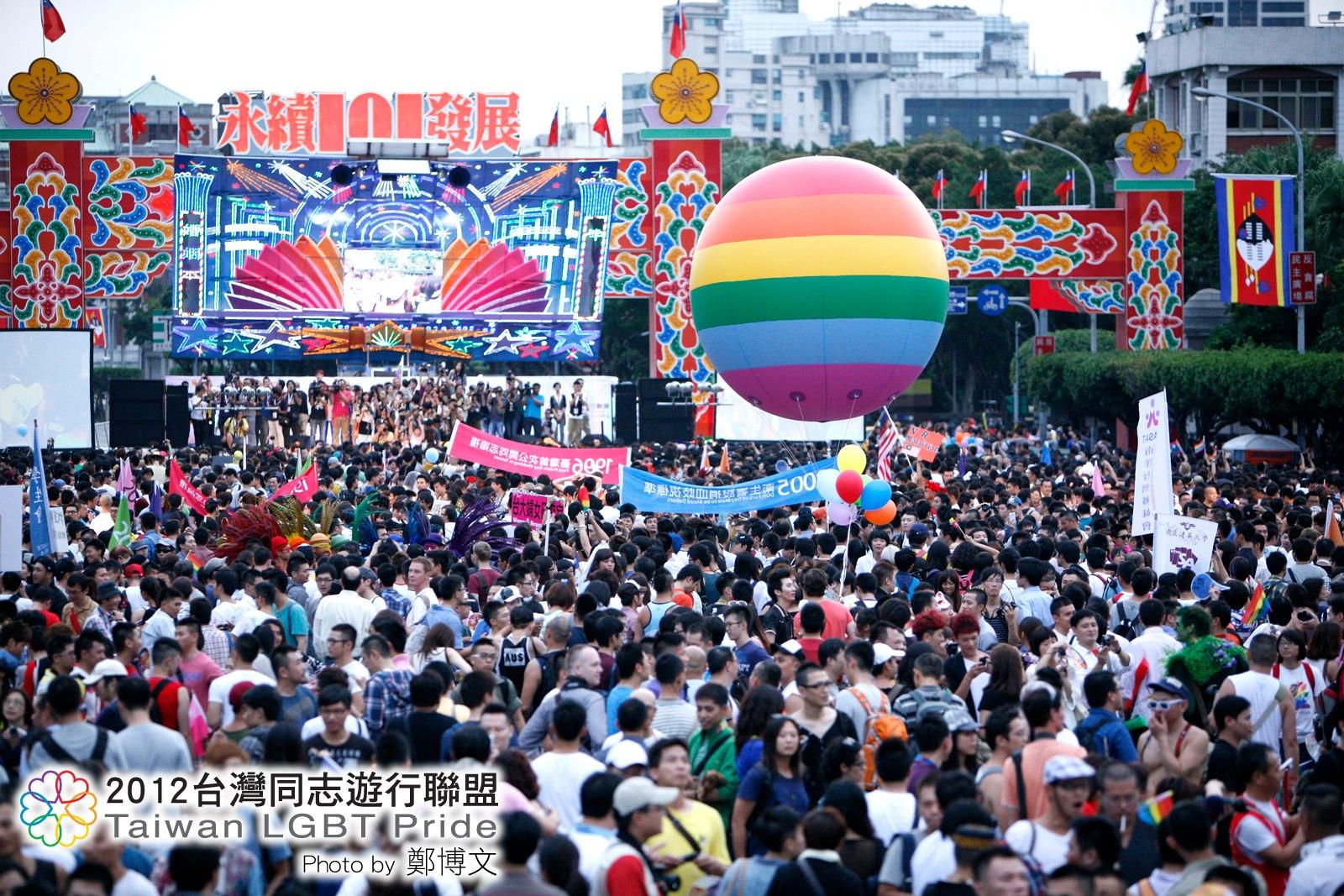 「臺灣對同志的友善,像是一層不真實的霧」,人們說著接納同志,只是因為沒被踩到心中的底線 – VStory 你 ...