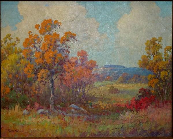 Artist Robert Wood Paintings