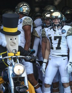 Football am also wake forest completes first spring scrimmage university rh wakeforestsports