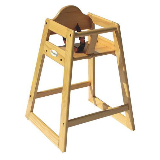 All Classic Wood High Chair By Foundations Options