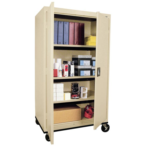All Elite Series FullSize Mobile Storage Cabinet By