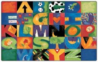 All Hide N' Seek Abc By Carpets For Kids Options ...