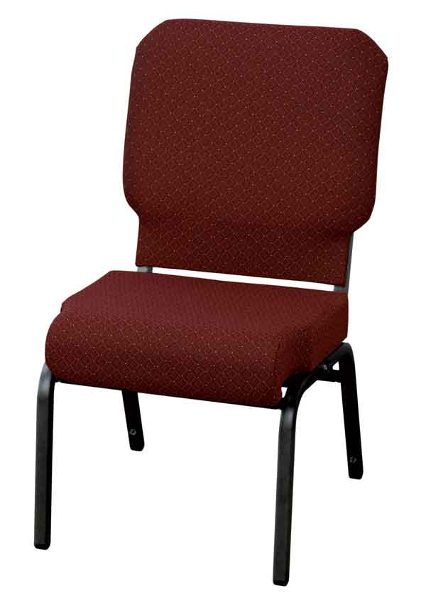 All Tall Wing Back Pew Style Church Chair W Roll Front Seat By Kfi Options  Chairs
