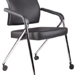 Office Chair Vs Task Wood Table And Chairs For Toddlers Boss Nesting W/ Caressoftplus Back - B1800 | Worthington Direct