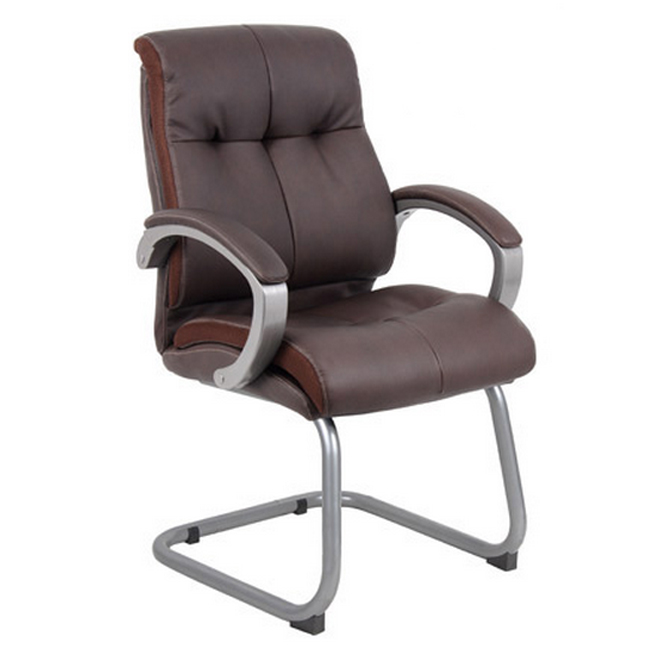 Boss Double Plush Guest Chair  B8779  Guest Chairs And
