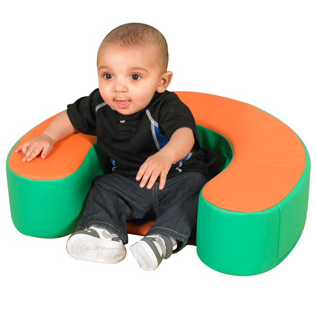 sit me up chair for babies floor chairs singapore childrens factory cf805-020 | soft - play furniture worthington direct