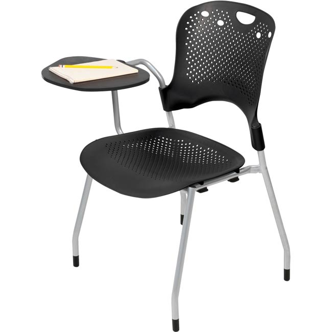 All Circulation Tablet Arm Chair By Balt Options  Chairs