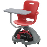 Haskell Ethos Mobile Chair With Tablet - Es1c1 | School ...
